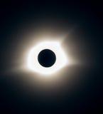 Całości Słoneczny zaćmienie 2017 Obraz Royalty Free