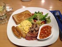 Całodniowy śniadanie Fotografia Stock