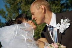 całowanie pary obraz stock