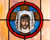 Całun Jezus obraz royalty free