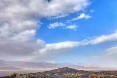 CA-död dalnationalpark Arkivfoto