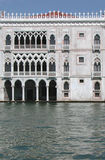 Ca' d'Oro Palace, Venice, Italy Royalty Free Stock Photo