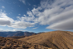 CA-Death Valley National Park Royalty Free Stock Photo