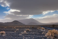 CA-Death Valley National Park Stock Photo