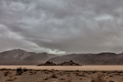 CA-Death Valley National Park-The Racetrack Royalty Free Stock Photography