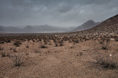 CA-Death Valley National Park-The Racetrack Stock Photography