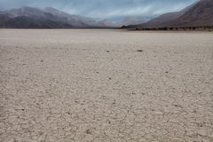 CA-Death Valley National Park-The Racetrack Stock Image