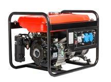 CA del generatore - portatile del motore Fotografia Stock Libera da Diritti