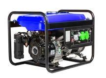 CA del generatore - portatile del motore Immagine Stock Libera da Diritti