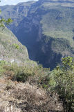 Cañon del Sumidero Royalty Free Stock Photo