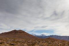 CA-dood Vallei Nationaal Park Royalty-vrije Stock Afbeelding