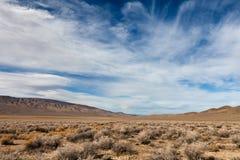 CA-dood Vallei Nationaal Park Royalty-vrije Stock Foto's