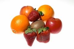 całe owoce Obraz Stock