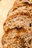 Całej banatki chleb Zdjęcie Stock