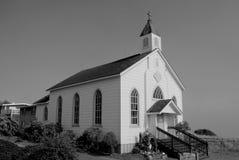 ca-katolsk kyrka trinidad Arkivfoton