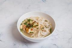 Ca Loc van Banhcanh - Vietnamese Dikke Noedelsoep stock foto's