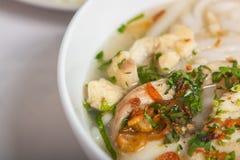 Ca Loc van Banhcanh - Vietnamese Dikke Noedelsoep stock afbeeldingen
