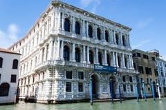 Ca ` Pesaro Internationale Galerij van Modern Art. royalty-vrije stock afbeeldingen