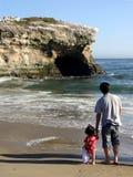 CA - Puentes naturales Imagen de archivo libre de regalías