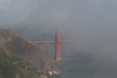 CA-San Francisco-Golden Gate Bridge Stock Photo