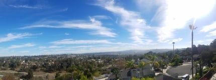 Ca van San Diego stock foto