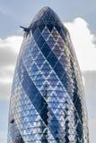 Cały korniszon w Londyn Obraz Royalty Free