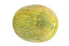 Ca?y melon odizolowywaj?cy zdjęcia stock