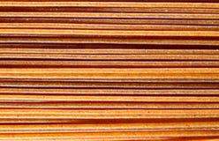 Cały pszeniczny spaghetti Fotografia Royalty Free
