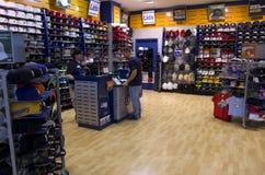 Cab store Stock Photo