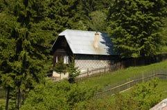 Cabaña Foto de archivo