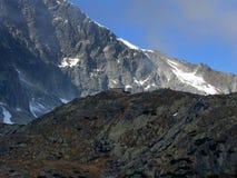 Cabaña de la montaña Fotos de archivo