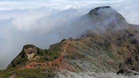 Cabaña de la montaña Foto de archivo