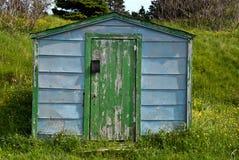 Cabaña de la pesca Imagen de archivo