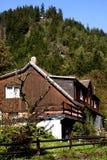 Cabaña de la roca Imagen de archivo