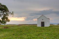 Cabaña de los encargados Fotografía de archivo