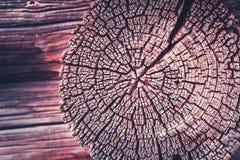Cabaña de madera de una casa vieja imágenes de archivo libres de regalías