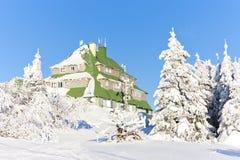 Cabaña de Masarykova Fotografía de archivo libre de regalías