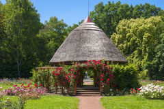 Cabaña de Rose Foto de archivo