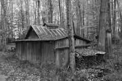 Cabaña del azúcar Fotos de archivo libres de regalías