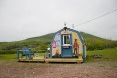 Cabaña del helado en Nova Scotia Fotografía de archivo libre de regalías
