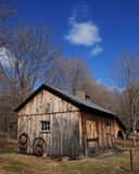 Cabaña del país fotografía de archivo libre de regalías