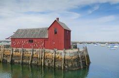Cabaña del pescador Imágenes de archivo libres de regalías