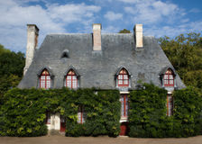 Cabaña en Francia Fotos de archivo