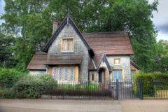 Cabaña inglesa Foto de archivo libre de regalías