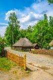 Cabaña rural Fotografía de archivo libre de regalías