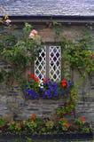 Cabaña rural Escocia Fotografía de archivo libre de regalías