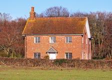Cabaña rural inglesa tradicional Imagen de archivo