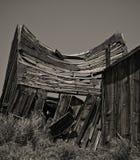 Cabaña Swayback Foto de archivo libre de regalías