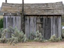 Cabaña vieja Imágenes de archivo libres de regalías