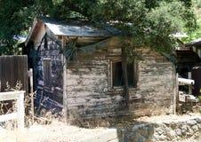 Cabaña vieja Fotos de archivo